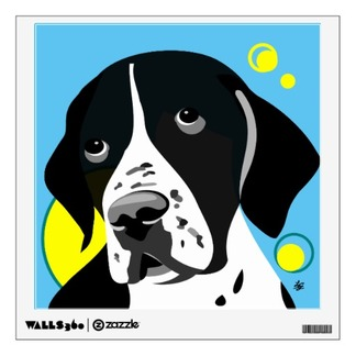 pointer wall art decals